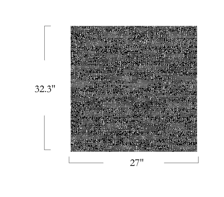 Photogram - Safelight - 4094 - 07 Pattern Repeat Image