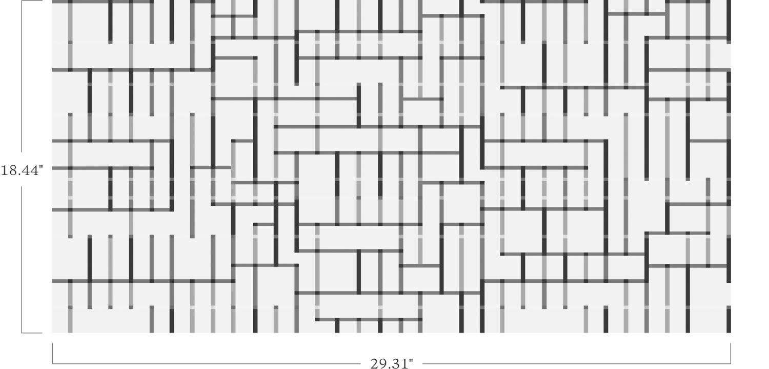 Subdivide - Village Green - 4037 - 07 Pattern Repeat Image