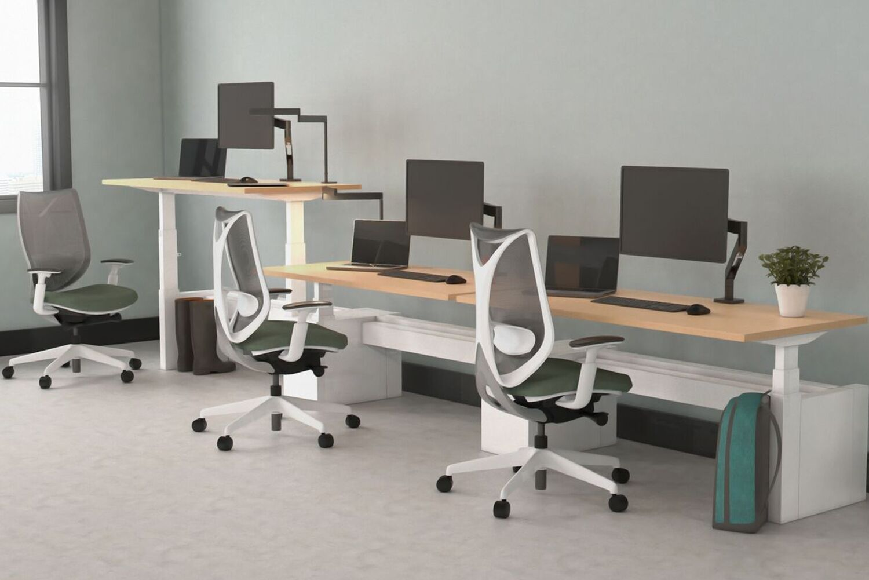 Surprising Teknion Whats New Customarchery Wood Chair Design Ideas Customarcherynet