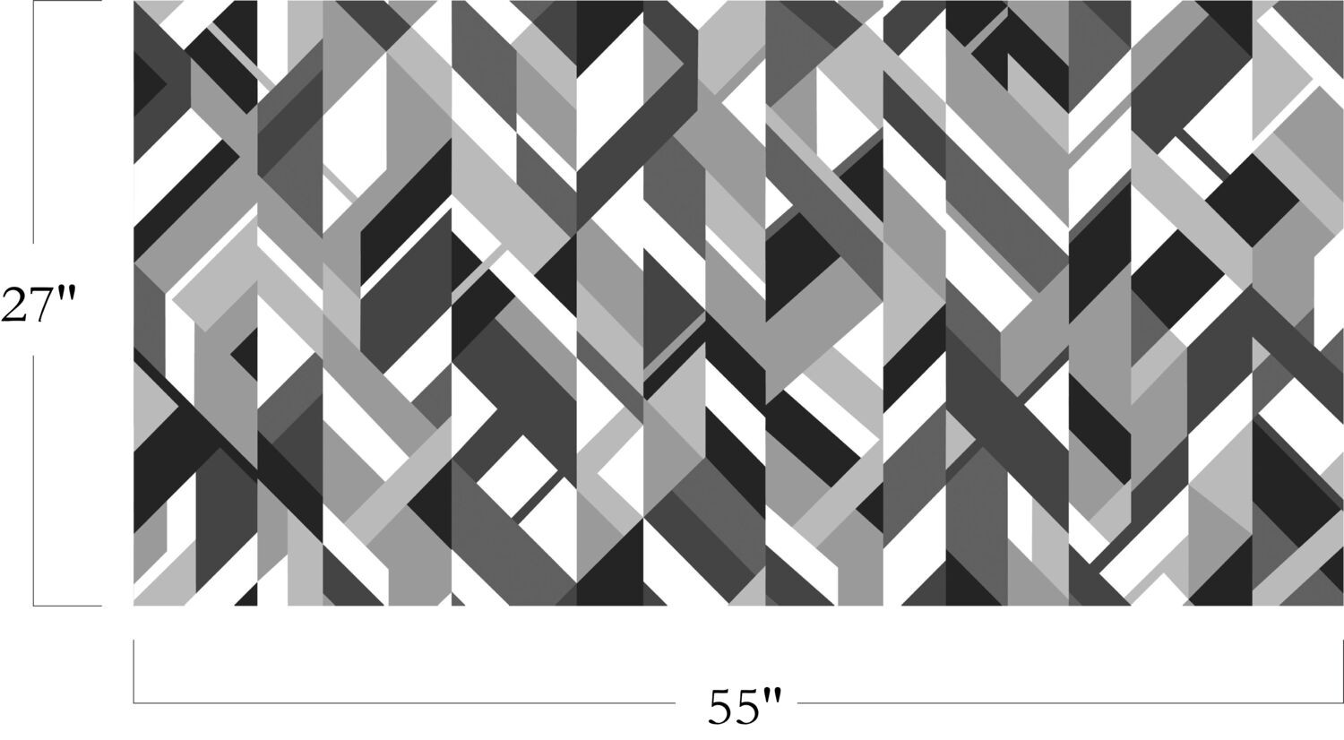 Refraction - Wavelenth - 4047 - 02 Pattern Repeat Image