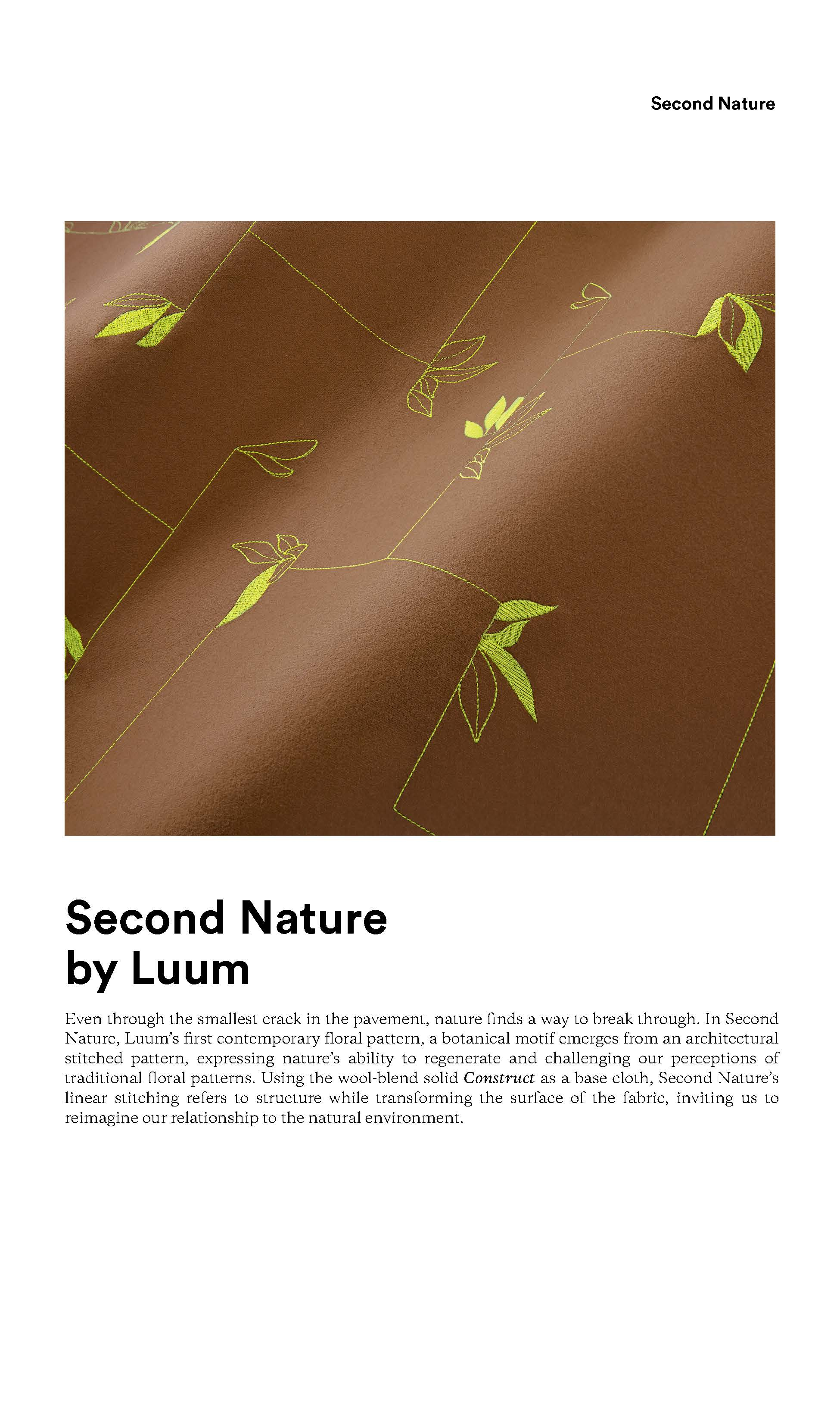 Second Nature - Peppervine - 4080 - 06 Sample Card